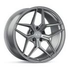 Staggered Full Set: Variant Xenon Satin Gunmetal (Cold Forged)