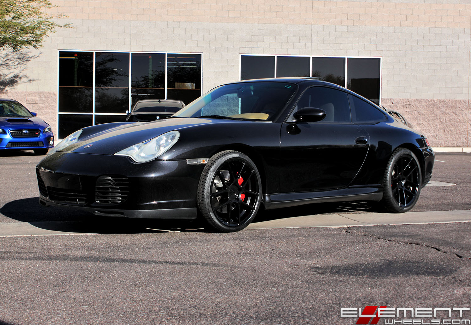 Porsche Wheels Custom Rim And Tire Packages