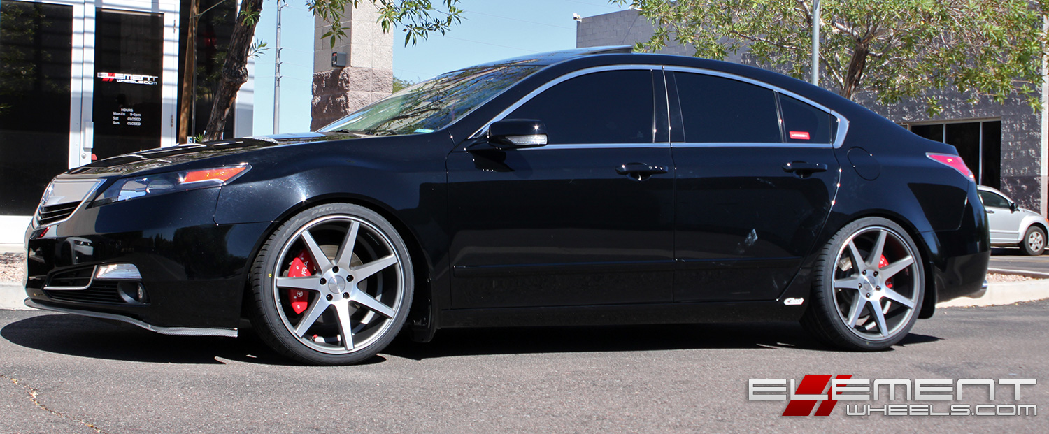 Acura Wheels Custom Rim And Tire Packages
