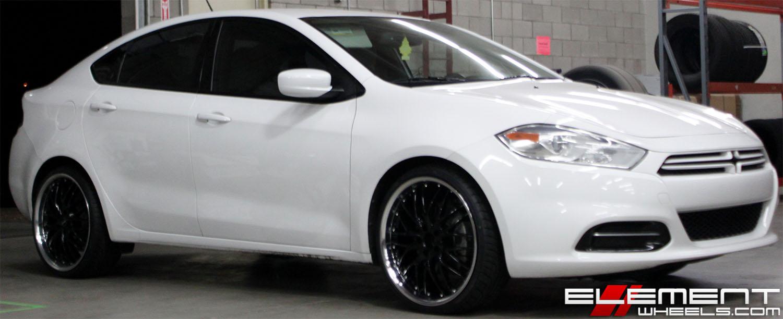 Dodge Dart Wheels Custom Rim And Tire Packages