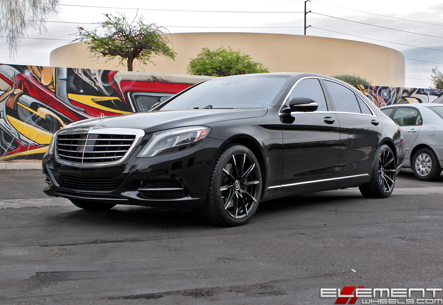 Mercedes S Class Wheels Custom Rim And Tire Packages