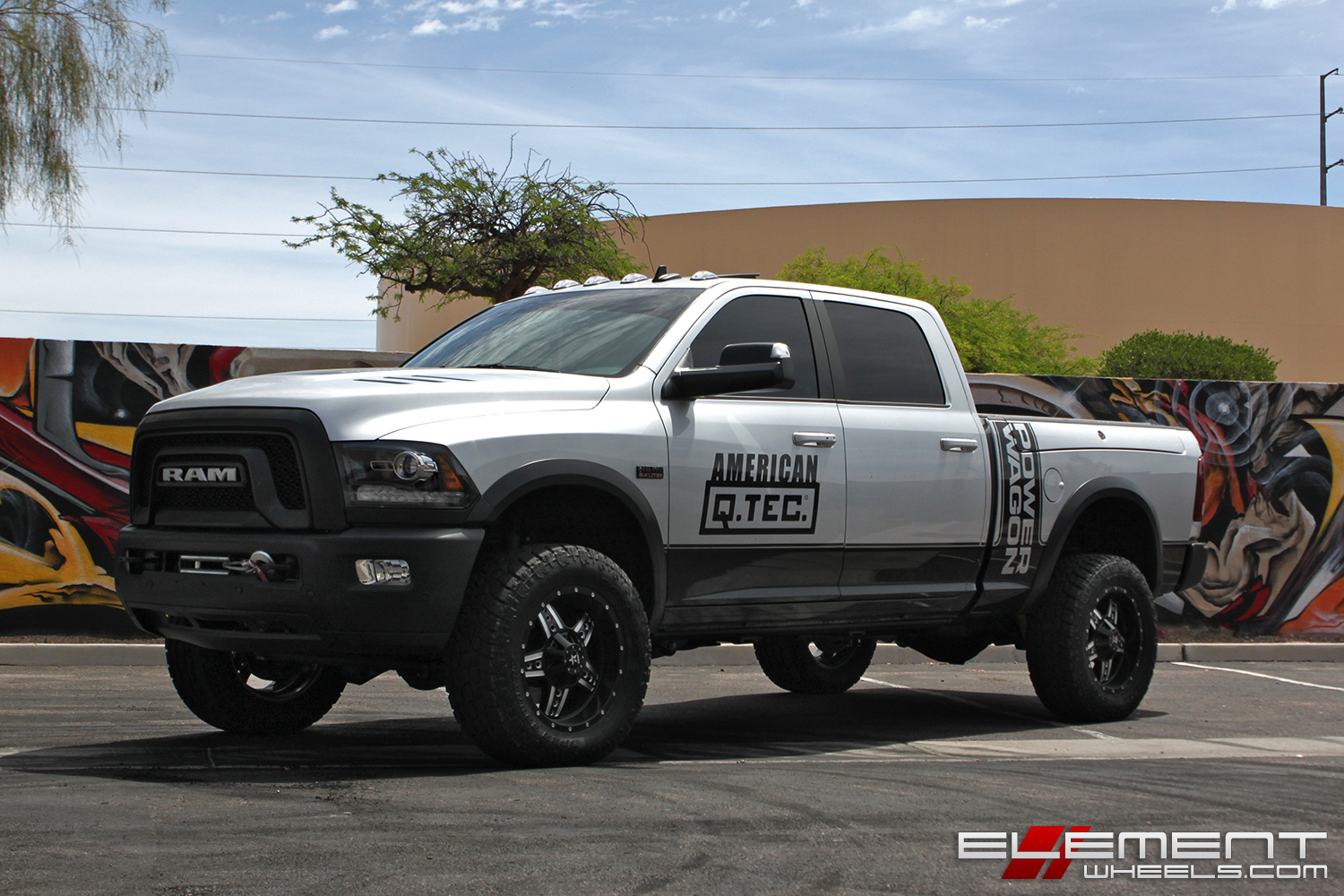 Dodge Ram 2500 Wheels Custom Rim And Tire Packages