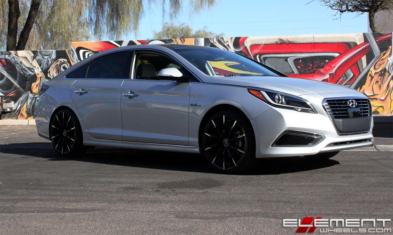 Hyundai Sonata Wheels Custom Rim And Tire Packages