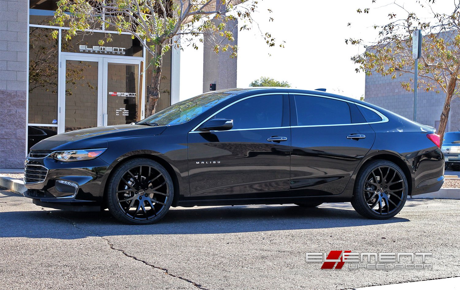 Chevrolet Malibu Wheels Custom Rim And Tire Packages
