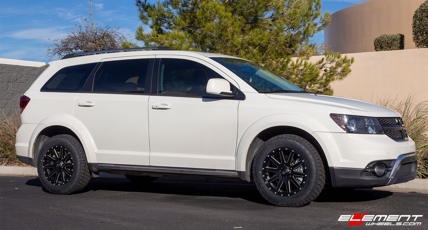 Dodge Journey Wheels Custom Rim And Tire Packages