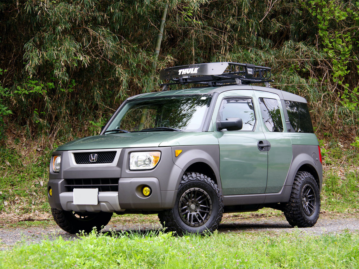 Honda Element Wheels Custom Rim And Tire Packages