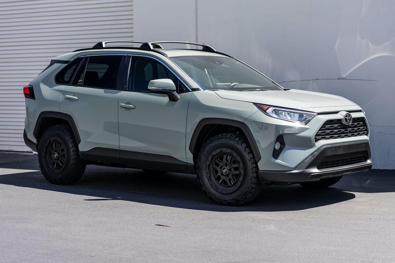 Toyota Rav 4 Wheels Custom Rim And Tire Packages