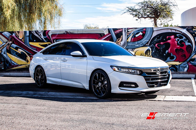 Honda Accord Wheels Custom Rim And Tire Packages