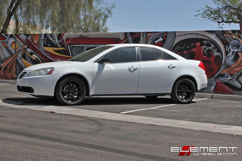 Pontiac G6 Wheels Custom Rim And Tire Packages