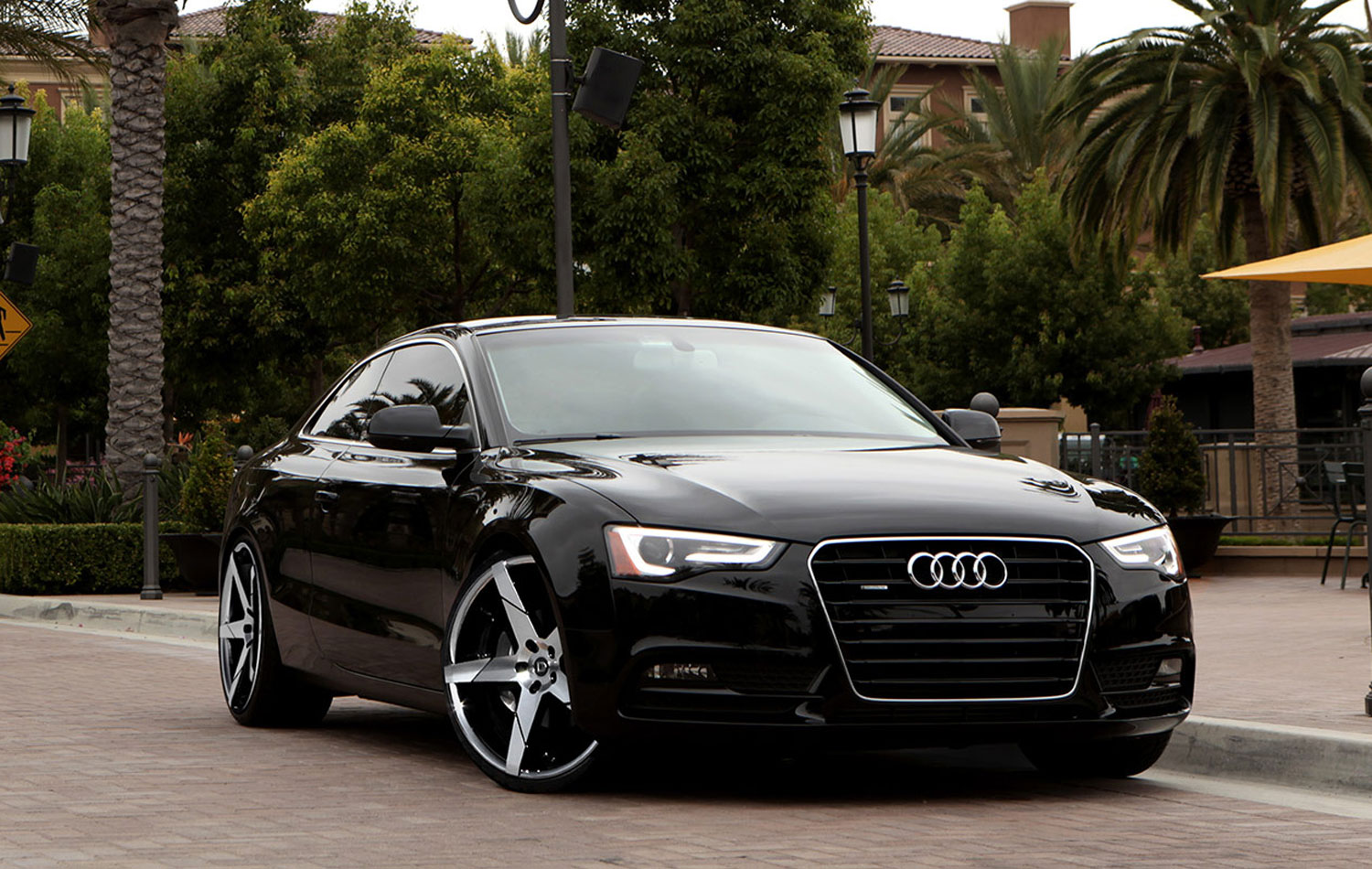 Audi A5 Wheels Custom Rim And Tire Packages