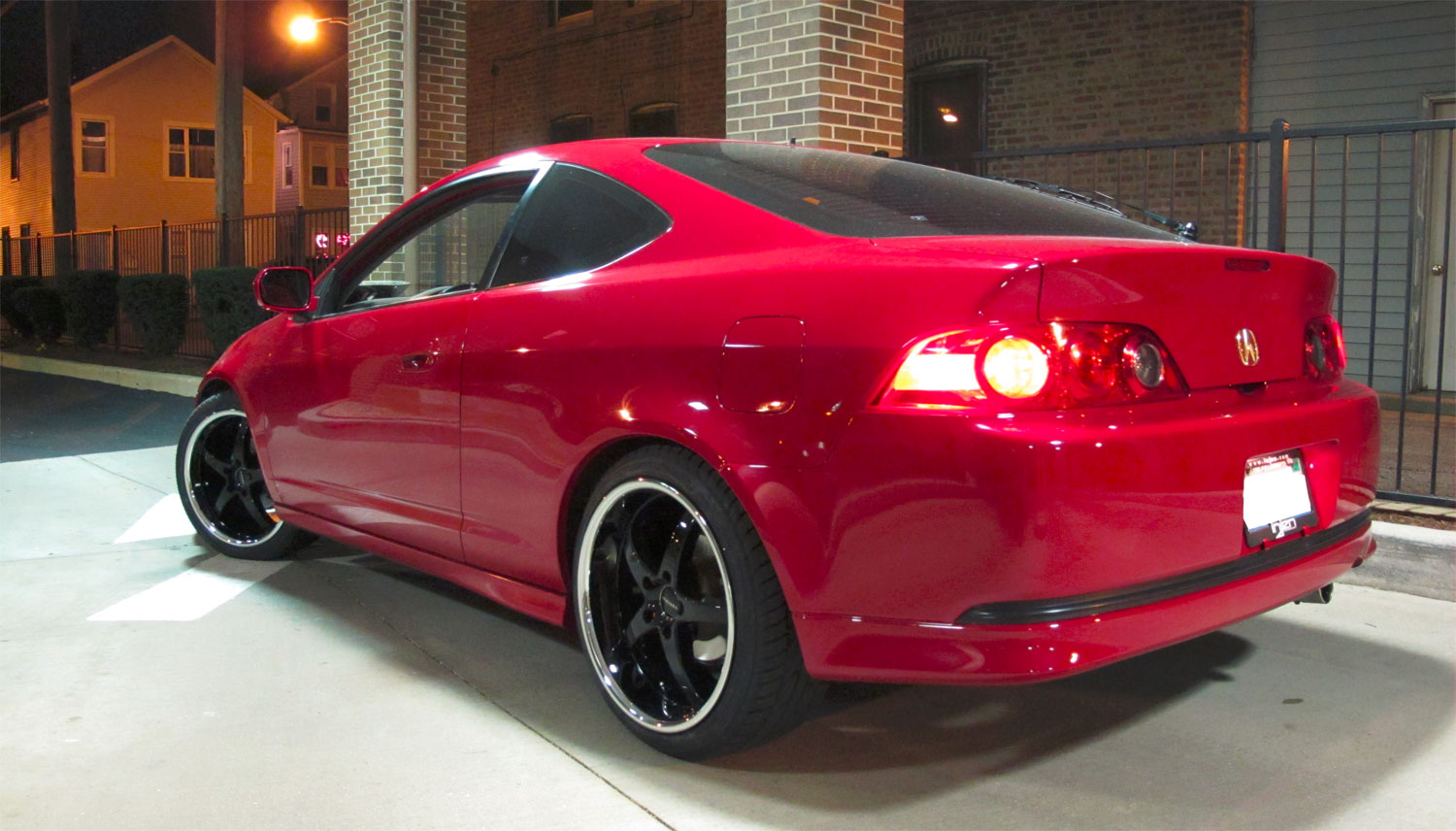 Acura Integra Wheels Custom Rim And Tire Packages