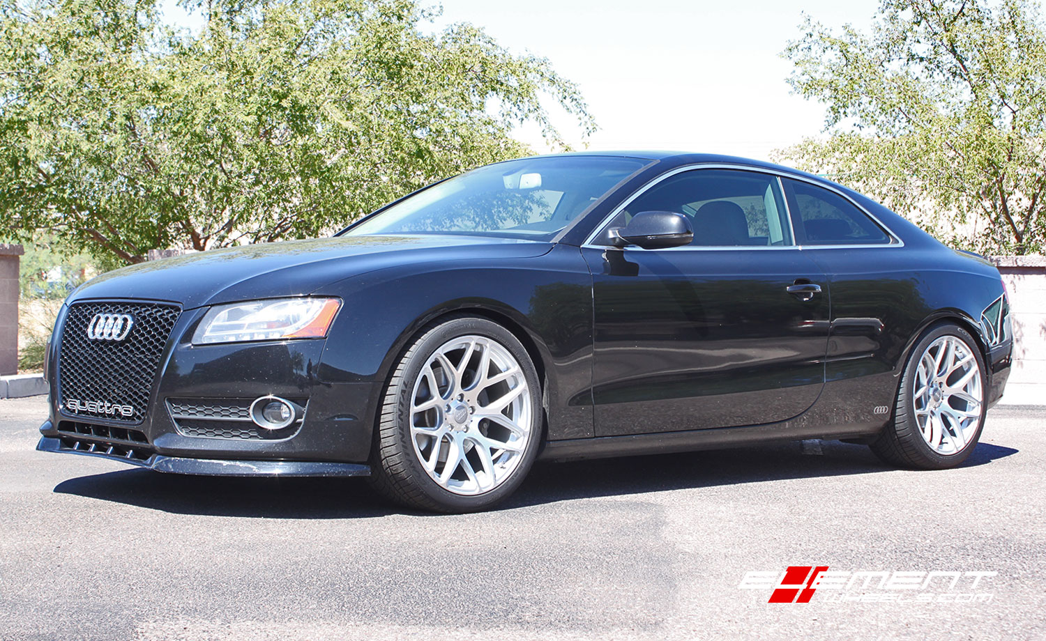 Audi Wheels Custom Rim And Tire Packages