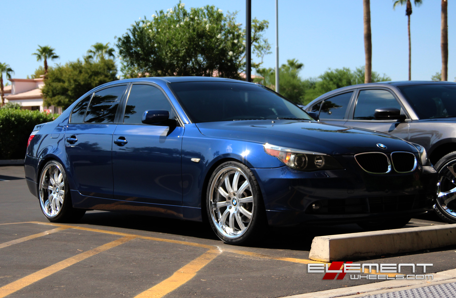 Bmw 5 Series Wheels Custom Rim And Tire Packages
