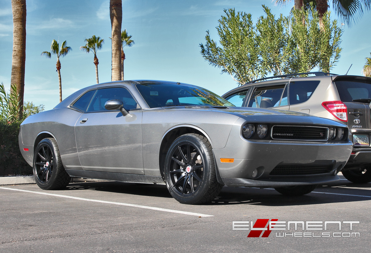 Dodge Challenger Wheels Custom Rim And Tire Packages