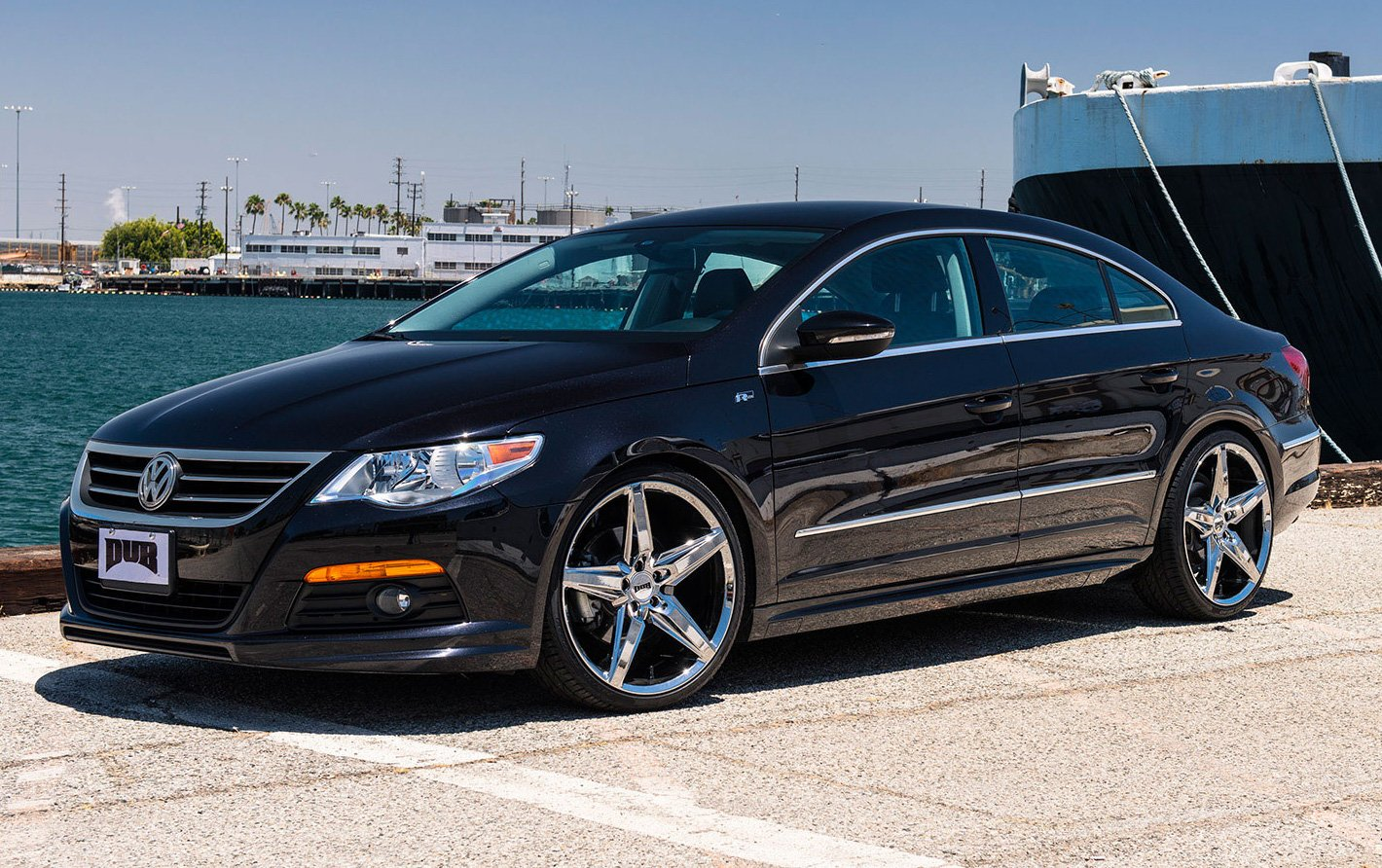 Volkswagen Cc Wheels Custom Rim And Tire Packages