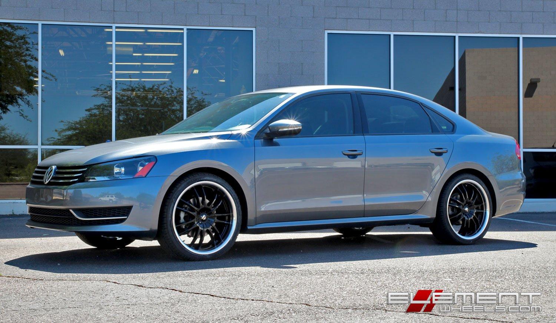 Volkswagen Passat Wheels Custom Rim And Tire Packages