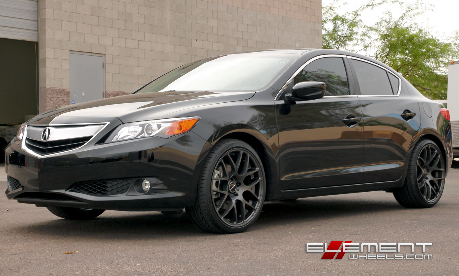 Acura Ilx Wheels Custom Rim And Tire Packages