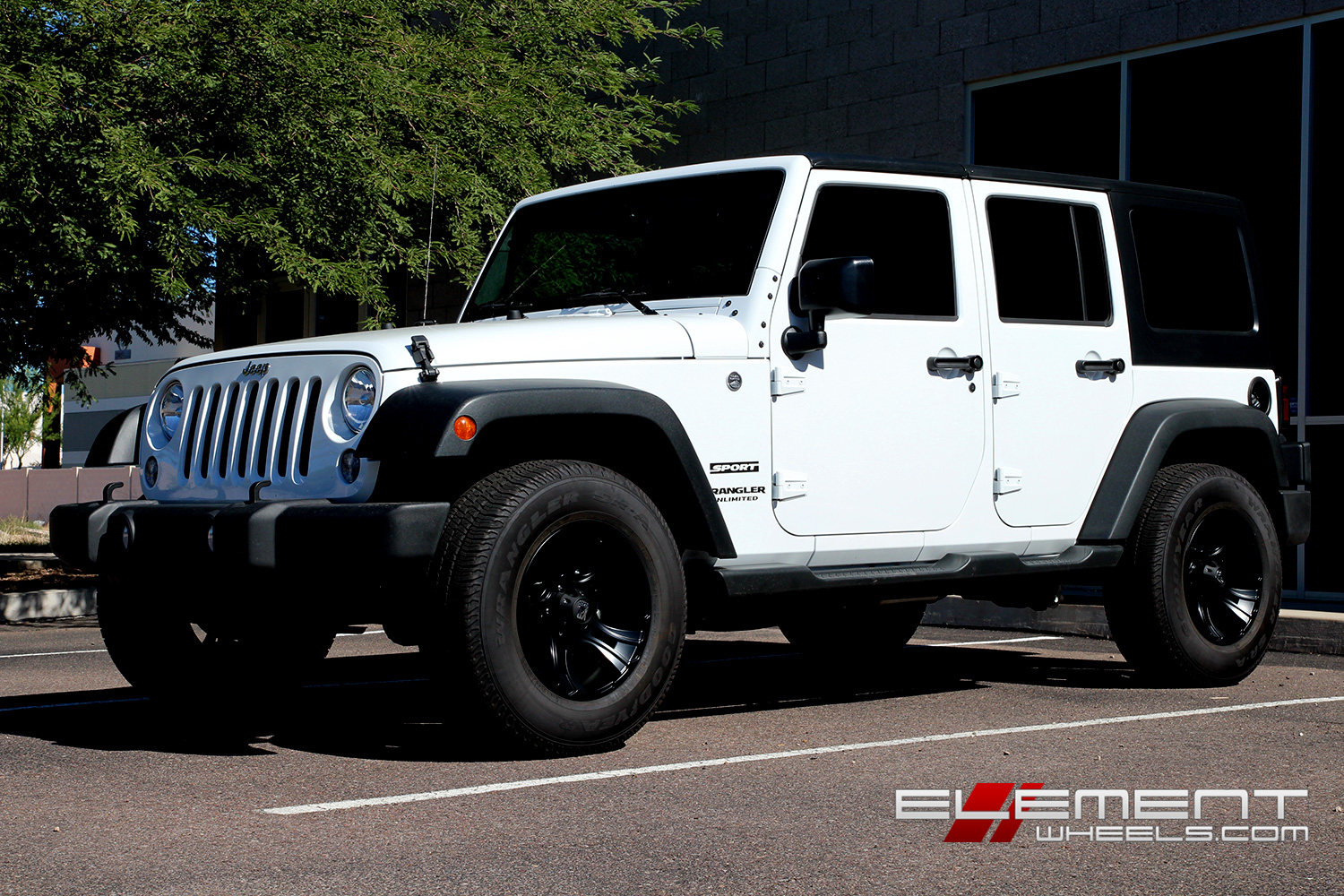 Jeep Wrangler Wheels Custom Rim And Tire Packages