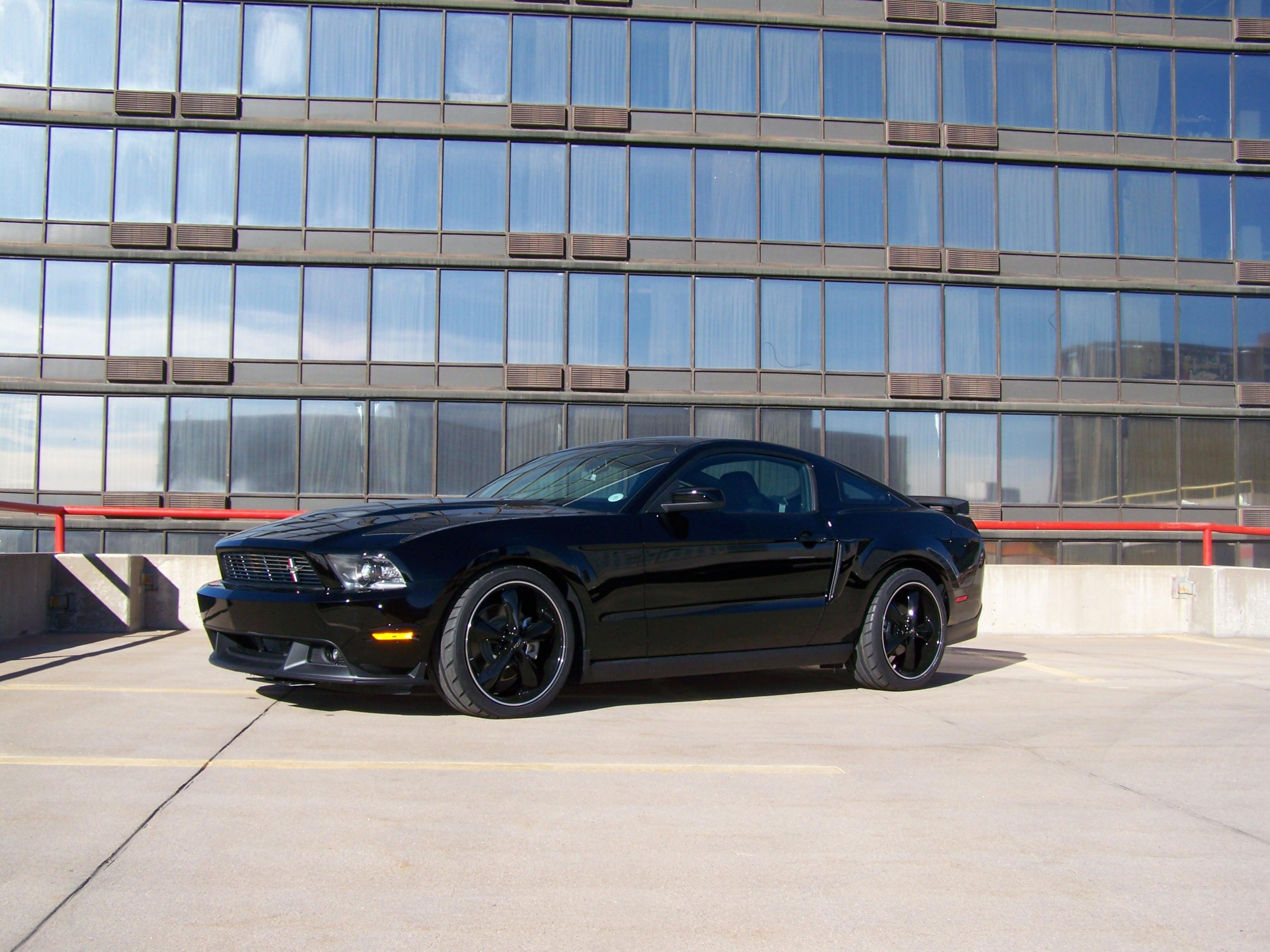 Mustang Wheels Free Shipping On Custom Rims And Tire Packages