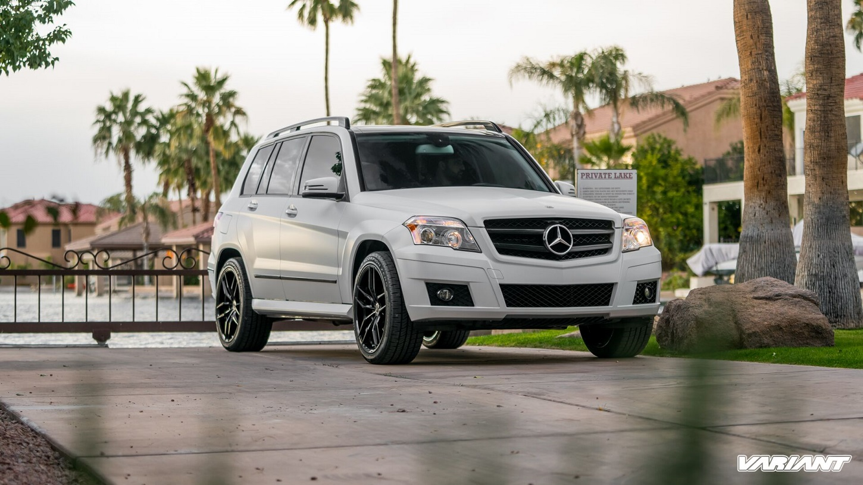 Mercedes Glk Class Wheels Custom Rim And Tire Packages