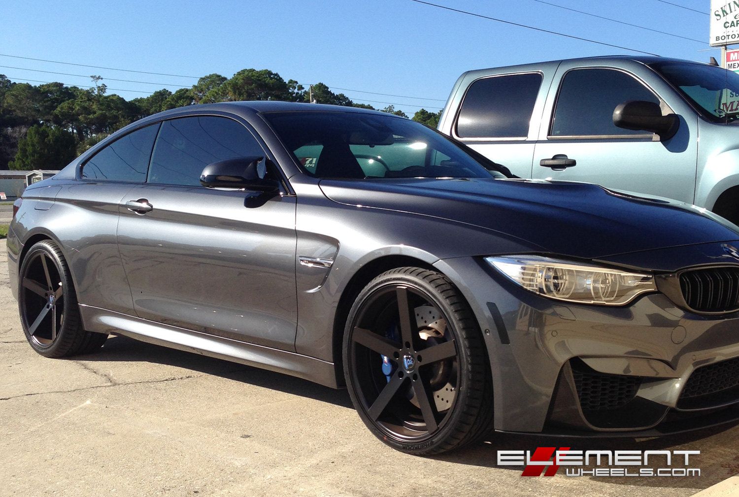 Bmw M4 Wheels Custom Rim And Tire Packages