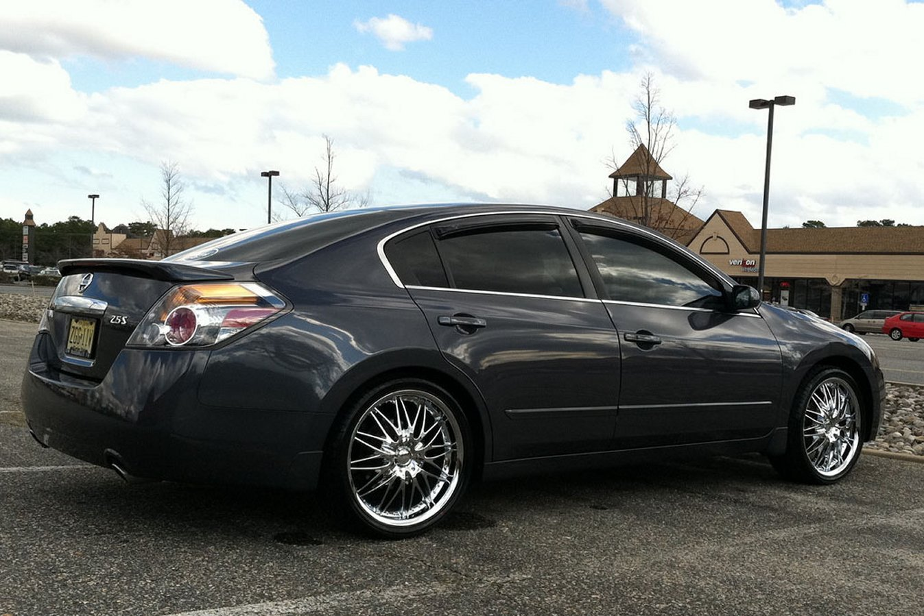 Nissan Sentra Wheels Custom Rim And Tire Packages