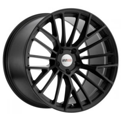 Cray Astoria Matte Black (Rotary Forged)