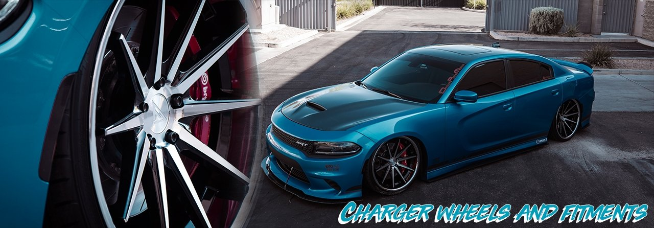 Dodge Charger Wheels | Custom Rim and Tire Packages | 2015 Dodge Charger Custom Wheels |  | Element Wheels