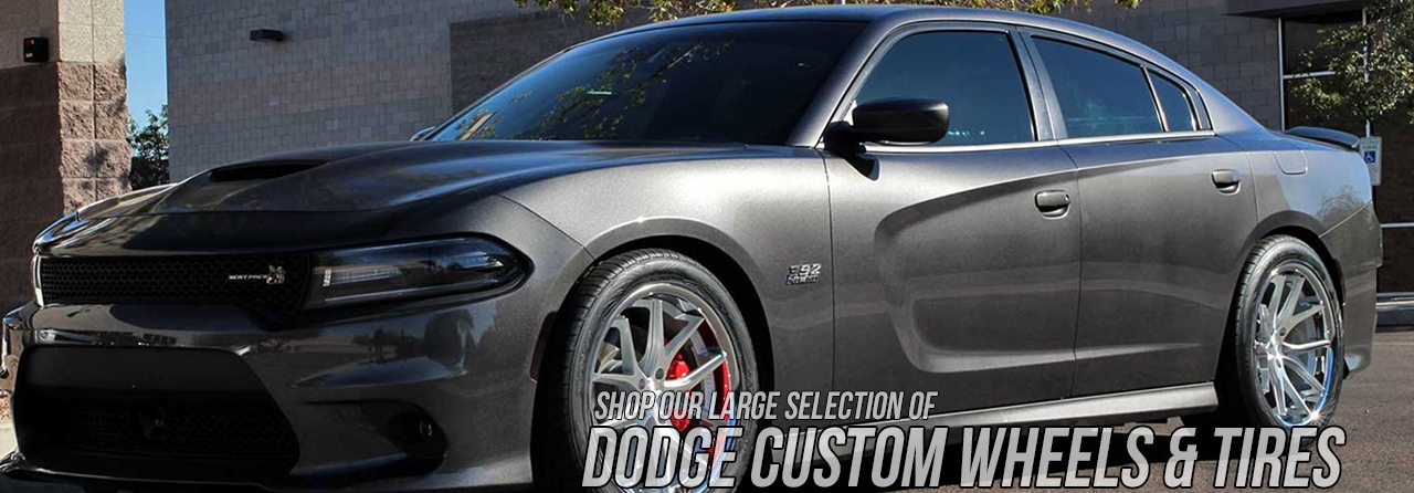 Dodge Wheels | Custom Rim and Tire Packages | 2015 Dodge Charger Custom Wheels |  | Element Wheels