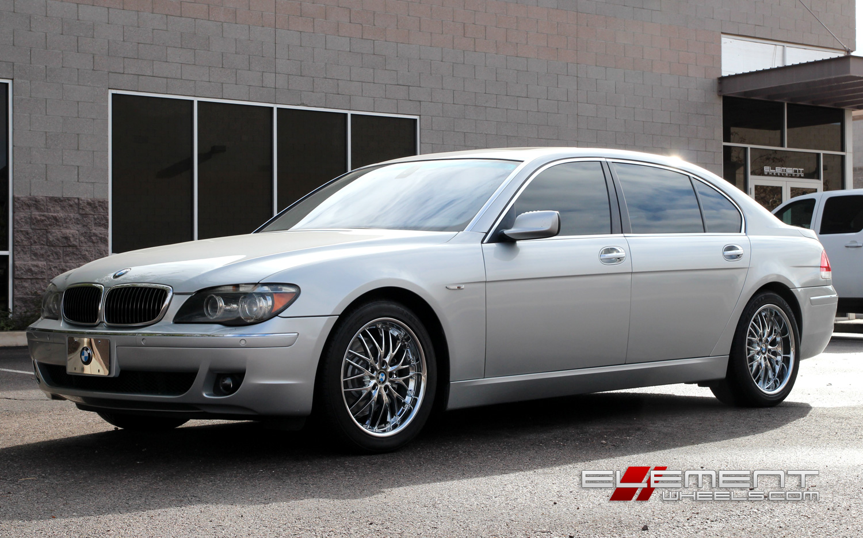 Inch Staggered MRR GT Chrome BMW Series Li W Specs - 2008 bmw 750il
