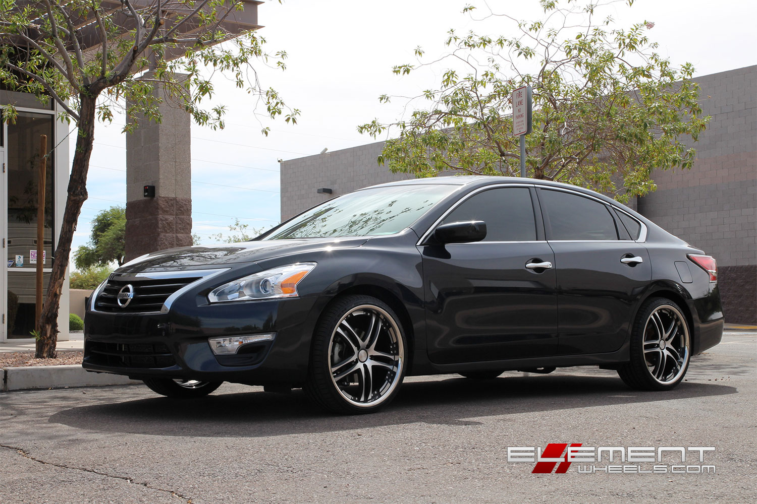 20 Inch Concept One Rs55 2015 Nissan Altima W Specs