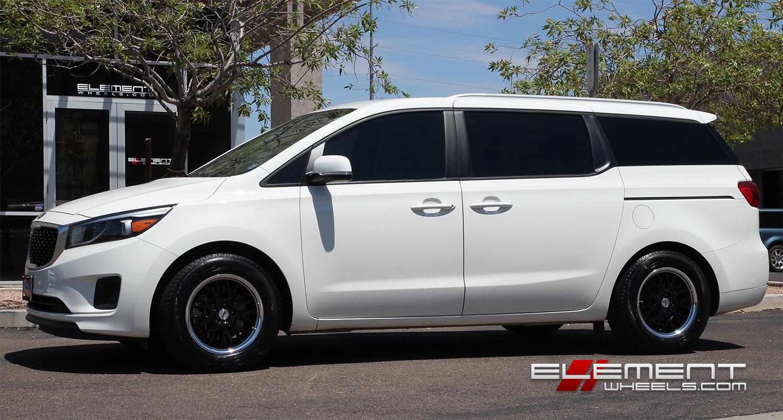 Kia kia sedona 2015 : 17 inch TSW Tremblant on 2015 Kia Sedona w/ Specs   Element Wheels